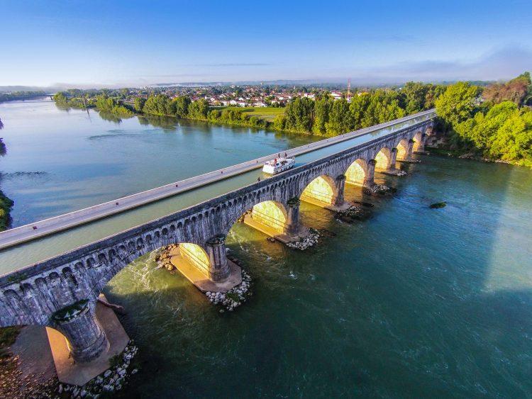Road-trip en bateau en Bourgogne : la grande boucle