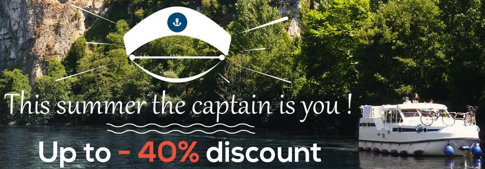 Up to -40% discount