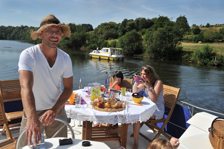 Top 5 des bateaux pour partir en croisière fluviale avec une famille nombreuse
