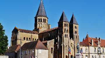 basilique de paray le monial