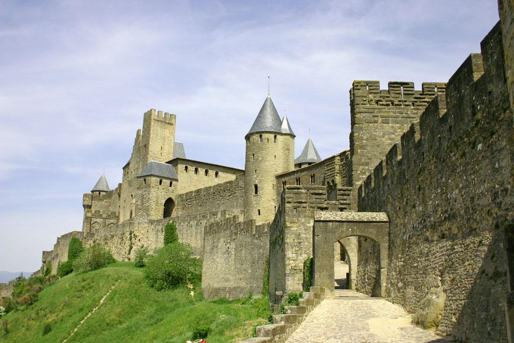 cité médiévale de Minerve