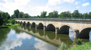 À la découverte des ponts canaux -