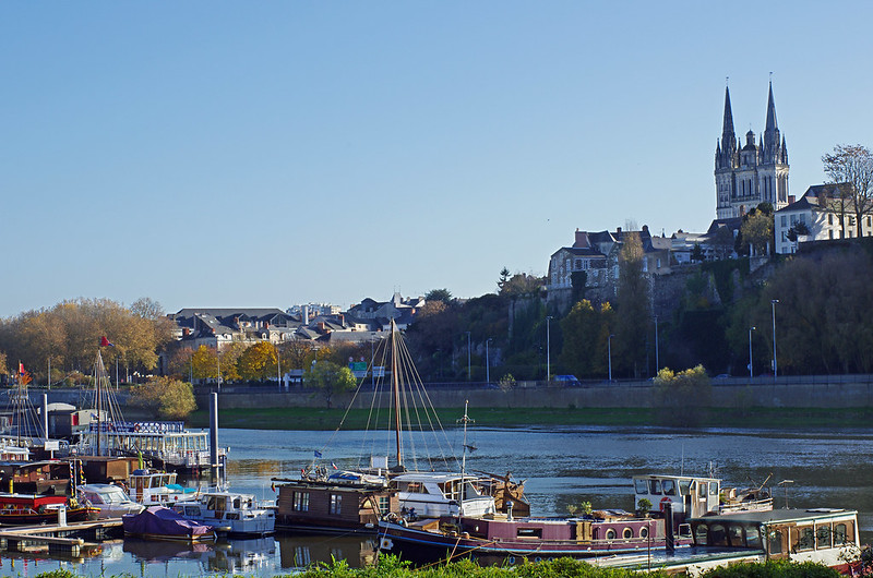 Port d'Angers