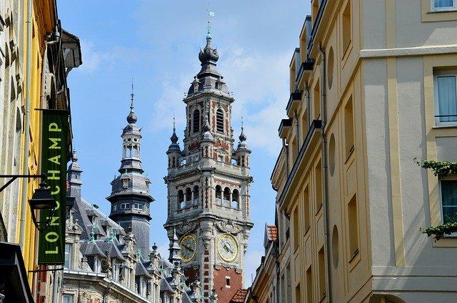 Lille ville de France