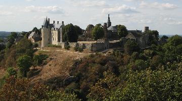 Château à Mayenne