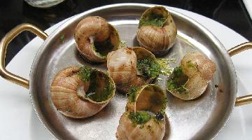 Relais du canalous plat d'escargots
