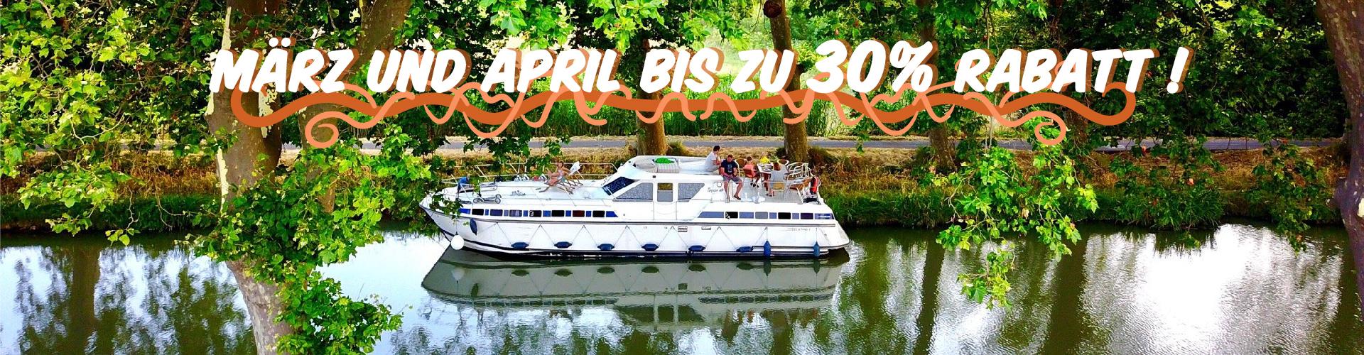 Promotion printemps mars avril 2020