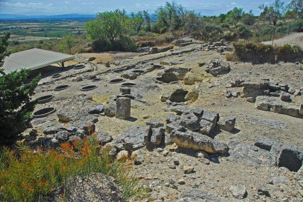 L'oppidum d'Ensérune