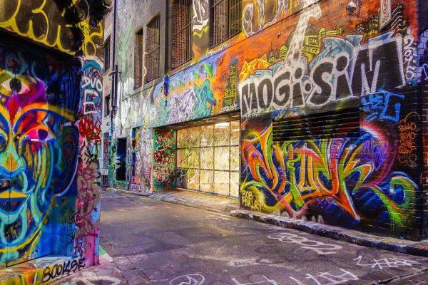 La visite guidée street-art
