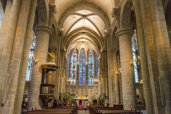 La cathédrale Saint-Nazaire