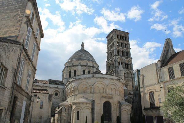 Der Schatz der Kathedrale von Angoulême