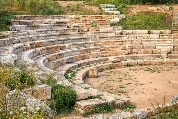L'amphithéâtre gallo-romain