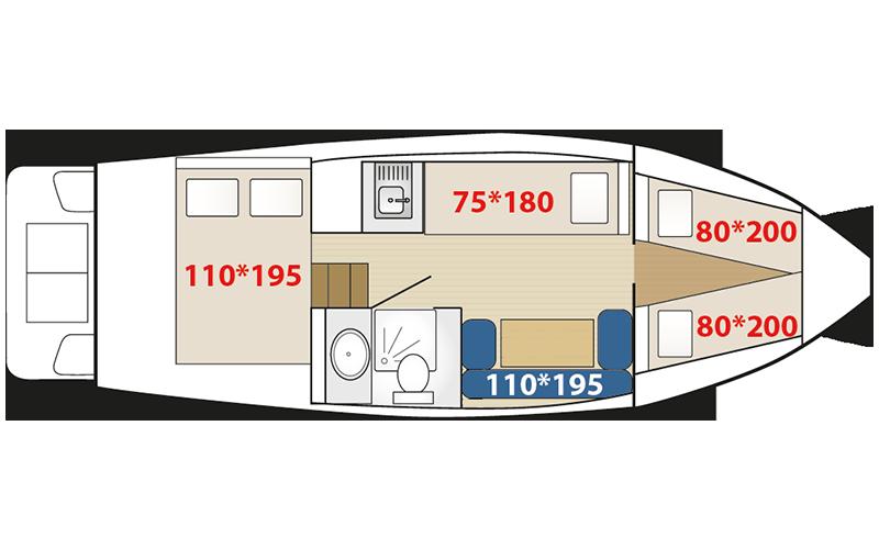 "Vistula Cruiser 30<span class=""caps"">SE</span>"