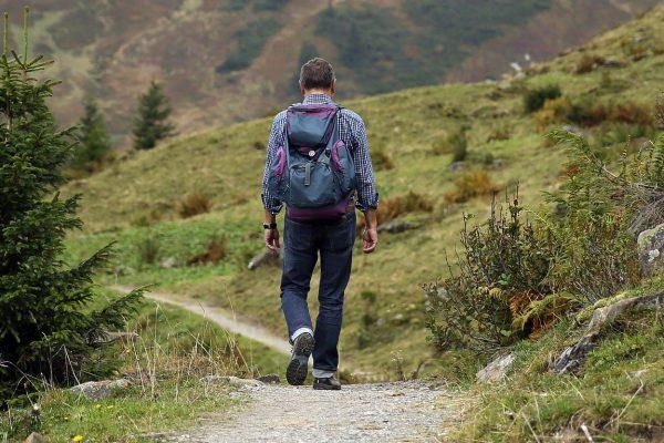 Les sentiers pédestres et les belvédères