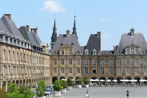 La Place Ducale de Charleville
