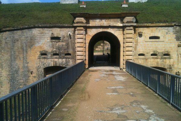 Die Festung von Ayvelles