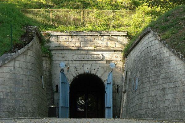 La citadelle souterraine