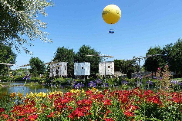 Terra Botanica, le parc d'attraction insolite dédié au végétal