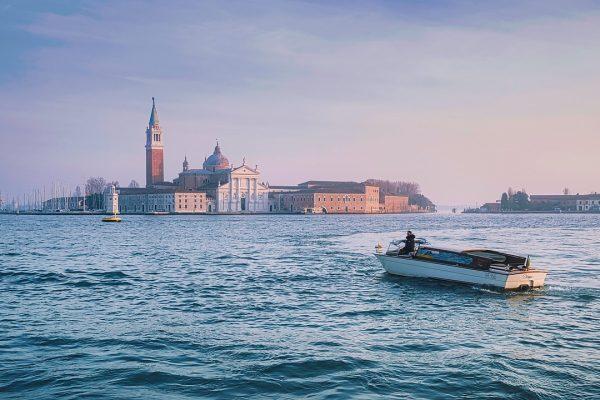 La lagune de Venise et sa nature préservée