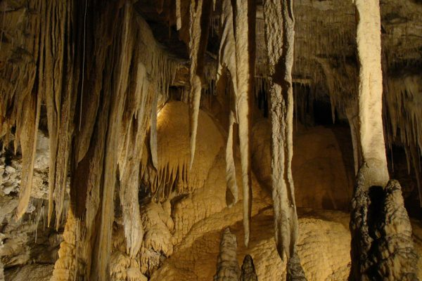 La grotte «La Merveilleuse»