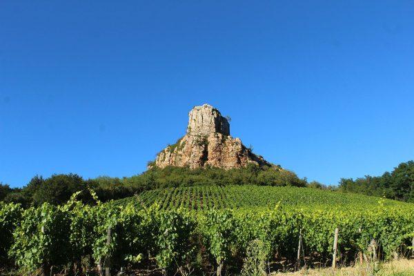 Weinbaugebiet Mâcon
