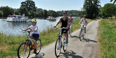 Cycling and waterway cruises