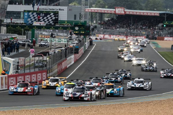 Time for some excitement during your gentle-paced cruise with the 24 Hours of Le Mans