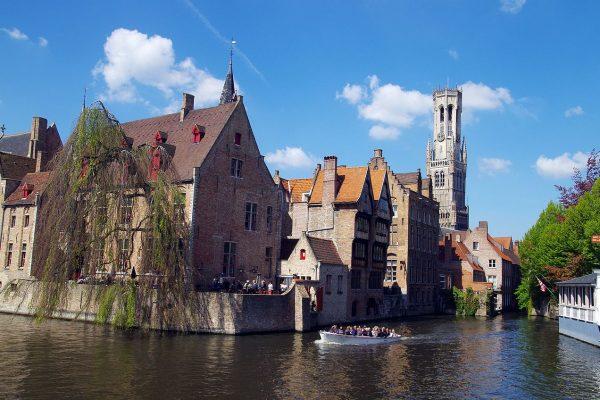Bruges, capitale du chocolat