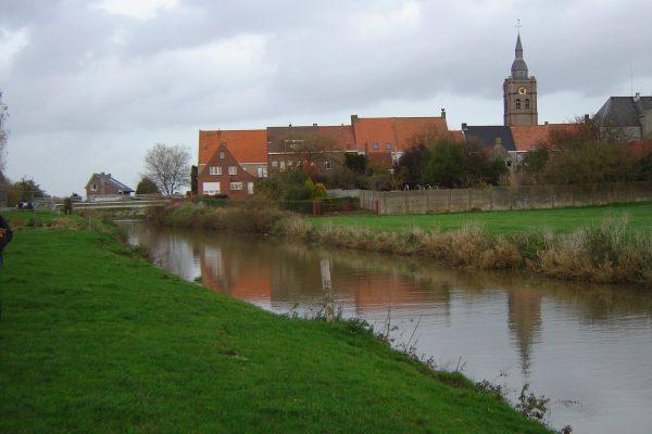 L'Yser, une rivière et un site historique majeur de Belgique
