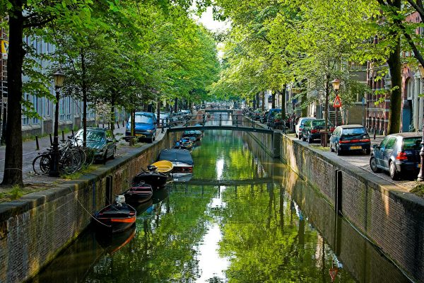 Amsterdam, tourist capital of the Netherlands