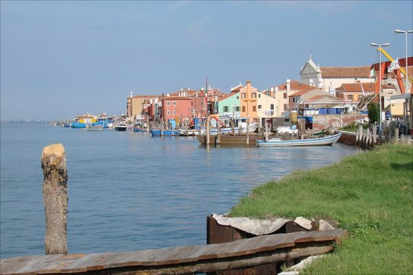 Venice Lagoon and its unspoilt nature
