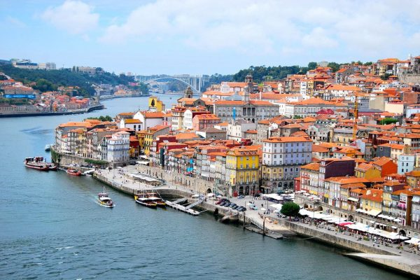 Porto, one of Europe's flagship cities