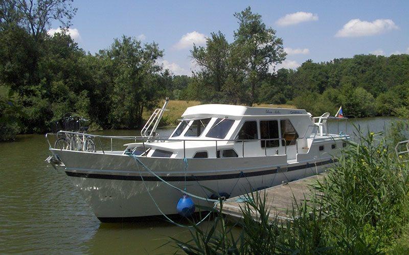 Linssen Yacht 36