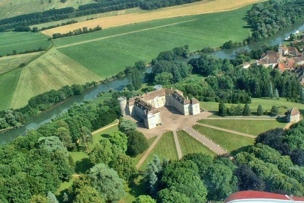 Le château de Ray sur Saône