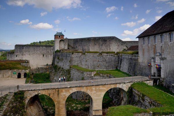 La citadelle de Besançon